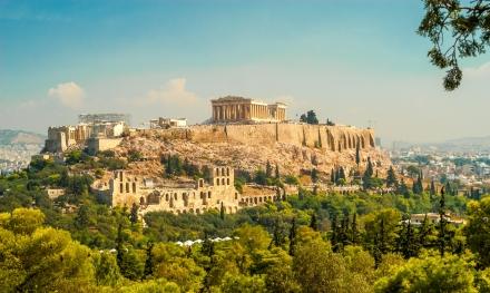 Атина и Пелопонес