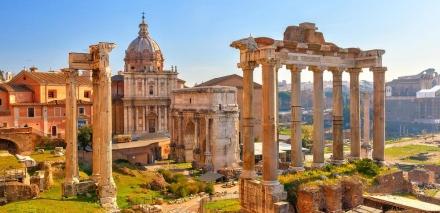 Рим през юни